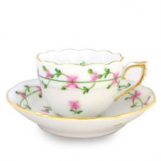 Herend PBGP Moccacup and Saucer 709